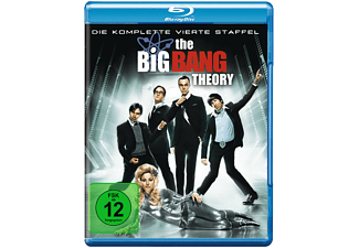 The Big Bang Theory - Die komplette 4. Staffel Komödie Blu-ray