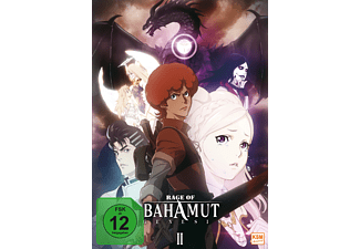 Rage of Bahamut: Genesis - Vol. 2 - (Blu-ray)