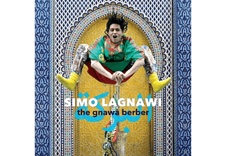 Simo Lagnawi - The Gnawa Berber [CD]
