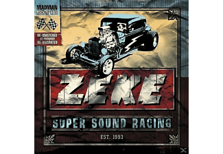 Zeke - Supersound Racing [CD]