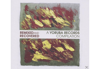 VARIOUS - Remixed & Recovered-A Yoruba Records Compilation - (CD)