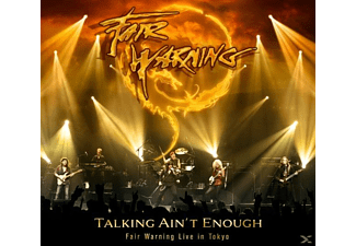 Fair Warning - Talking Ain't Enough/Fair Warning Live In Tokyo [CD]