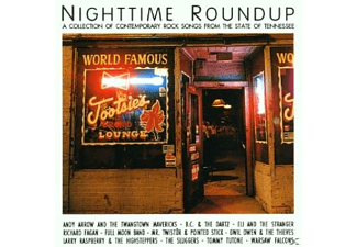 VARIOUS - Nighttime Roundup Vol.1 [CD]