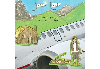 Jason Lytle - Yours Truly, The Commuter - (CD)