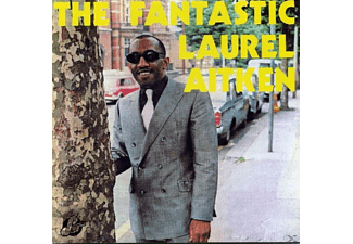 Laurel Aitken - The Fantastic Laurel Aitken (Expanded) - (CD)