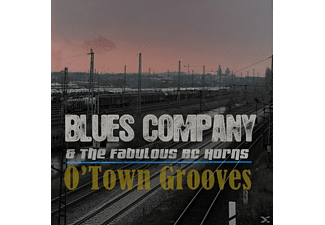Blues Company - O'town Grooves - (CD)
