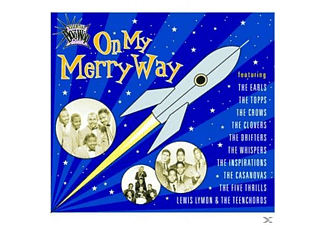 VARIOUS - On My Merry Way - (CD)