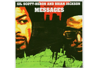 Brian Jackson - Anthology: Messages - (CD)