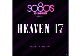 Heaven 17 - So80s Presents Heaven 17 (Curated By Blank &Jones) - (CD)