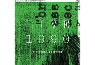 The Wedding Present - Live 1990 [Doppel-cd] - (CD)