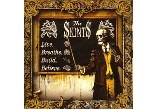 The Skints - Live.Breathe.Build.Believe. [CD]