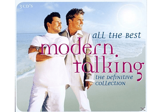 Modern Talking - All The Best - (CD)