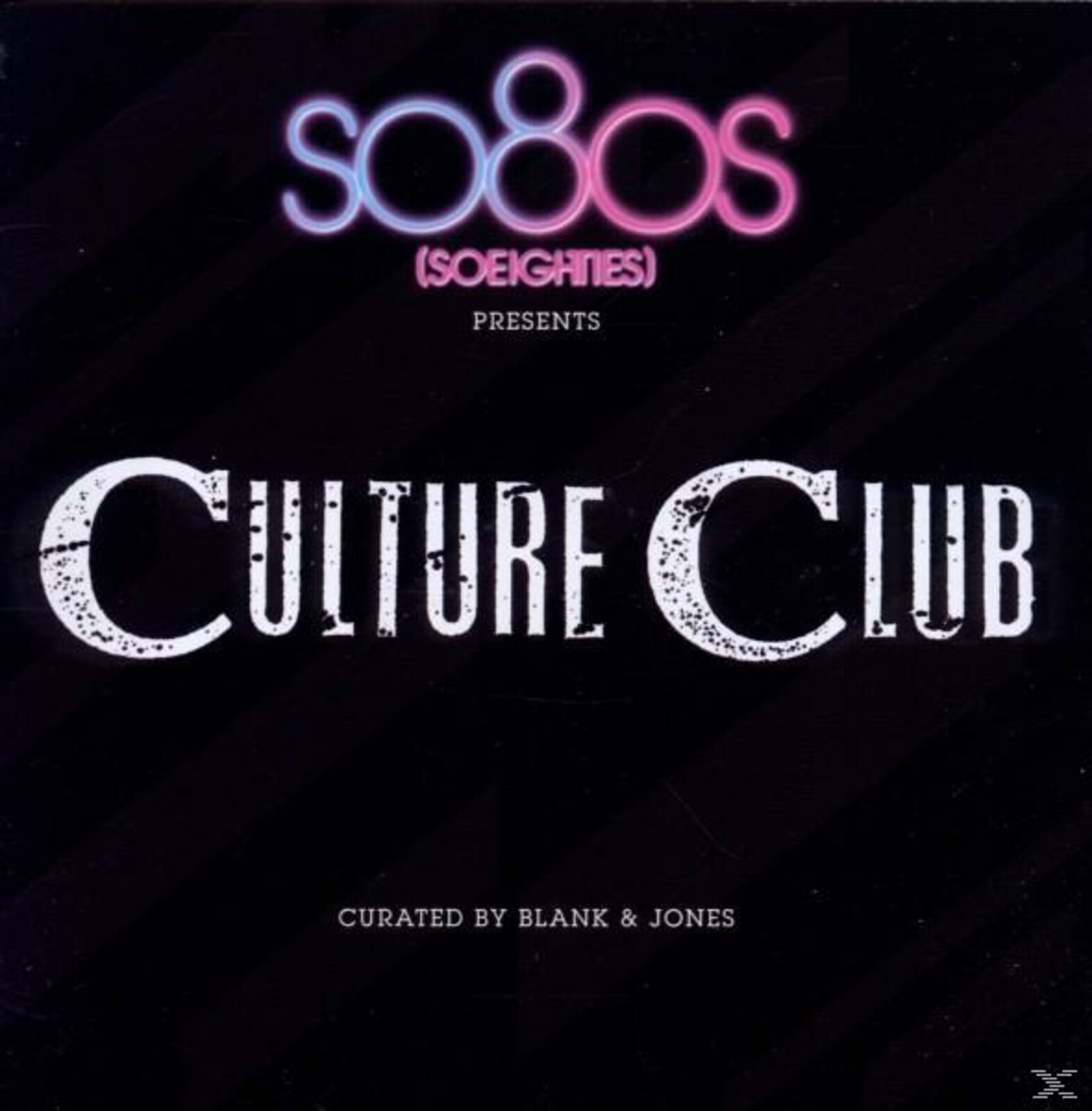 Culture Club - So80s Presents Culture Club - Curated By Blank & Jones - (CD)