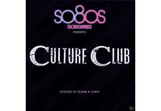 Culture Club - So80s Presents Culture Club - Curated By Blank & Jones [CD]