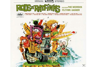 MR.GASSER - Rods 'n' Ratfinks (1964) Limited Edition - (CD)