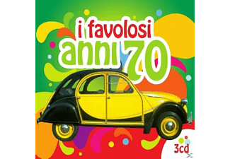 VARIOUS - I Favolosi Anni 70 [CD]