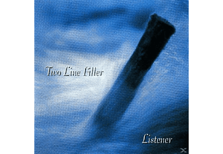 Two Line Filler - Listener - (CD)