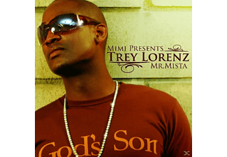 Trey Lorenz - Mr.Mista - (CD)