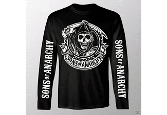 SONS OF ANARCHY - Reaper Logo (Longsleeve Black / M)