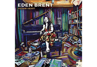 Eden Brent - Jigsaw Heart - (CD)