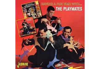 The Playmates - Having A Fun Time With [CD]