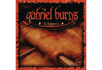 Burns Gabriel - 33/Schmerz (Remastered Edition) - (CD)