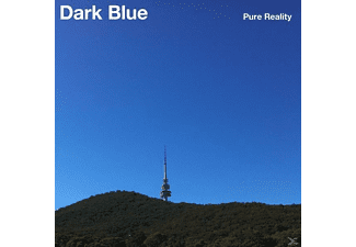 Dark Blue - Pure Reality - (CD)