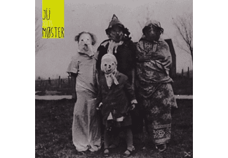 Jü And Kjetil Moster - Jü Meets Moster - (Vinyl)