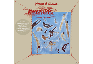 Clive Atomspheres Featuring Stevens - Voyage To Uranus - (CD)