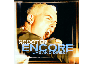 Scooter - Encore-Live And Direct - (CD)
