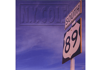 N.Y. Cole - Counting The Miles - (CD)