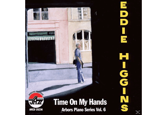 Eddie Higgins - Time On My Hands [CD]
