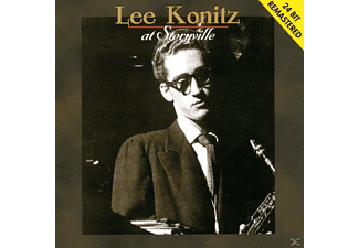 Lee Konitz - Jazz At Storyville [CD]