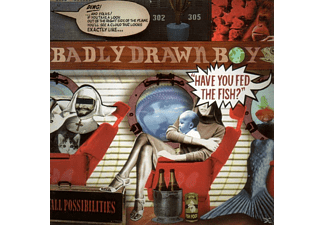 Badly Drawn Boy - Have You Fed The Fish - (CD)