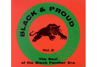 VARIOUS - Black & Proud 2 - (CD)