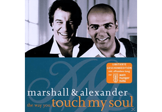 Marshall & Alexander - The Way You Touch My Soul [CD]