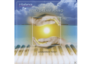 Leonardo Tossi - Reiki Dream Piano [CD]