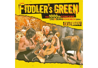 Fiddler's Green - Celebrate! [CD]