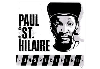 Paul St.hilaire - Unspecified [CD]