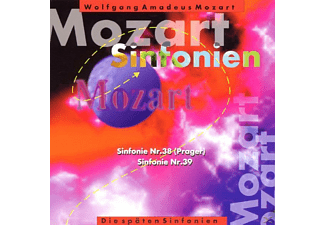 Brenburger Symphoniker - Mozartsinfonien, Die Vol.1 - (CD)