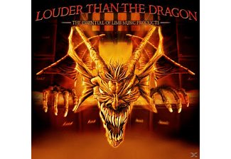 VARIOUS - Louder Than The Dragon Part I Limb Music Label Sam - (CD)