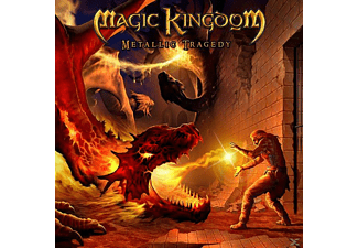 Magic Kingdom - Metallic Tragedy - (CD)