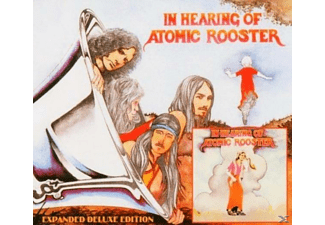 Atomic Rooster - In Hearing Of [CD]