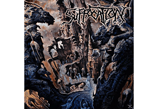Suffocation - Souls To Deny - (CD)
