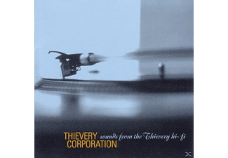 Thievery Corporation - Sounds From The Thievery Hi-Fi [CD]
