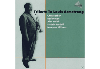 VARIOUS - Tribute To Louis Armstrong [CD]