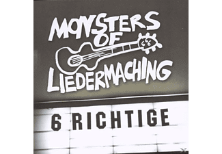 Monsters Of Liedermaching - 6 Richtige - (CD)