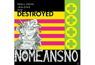 No Means No - Small Parts Isolated And Destroyed - (CD)