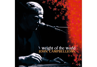 John Campbelljohn - Weight Of The World - (CD)