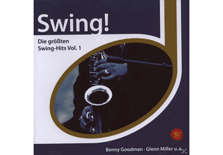 VARIOUS - Esprit/Die Grössten Swing-Hits Vol.1 - (CD)